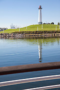 Shoreline Park In Downtown Long Beach
