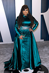 February 9, 2020, Beverly Hills, CA, USA: BEVERLY HILLS, CALIFORNIA - FEBRUARY 9: Ava DuVernay attends the 2020 Vanity Fair Oscar Party at Wallis Annenberg Center for the Performing Arts on February 9, 2020 in Beverly Hills, California. Photo: CraSH/imageSPACE (Credit Image: © Imagespace via ZUMA Wire)