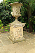 Replica of the Medici Vase, Kew Gardens, Royal Botanic Gardens, London, England, UK