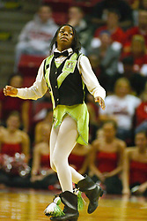 06 December 2008: The Willie Arthur Smith Marching Cobras provided half time entertainment during a game where the  Illinois State University Redbirds extended their record to 8-0 with a 78-65 win over the Bowling Green Falcons on Doug Collins Court inside Redbird Arena on the campus of Illinois State University in Normal Illinois