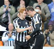 Newcastle United v Burnley 010115