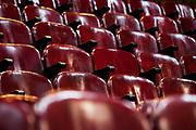 20181028/ Javier Calvelo - adhocFOTOS/ URUGUAY/ MONTEVIDEO/ 18 de Julio - CINEMATECA 18/ Proyecto documental sobre el ultimo mes de funciones en la vieja y tradicional infraestructura de salas de la Cinemateca Uruguaya. Cinemateca Uruguaya es una filmoteca uruguaya con sede en Montevideo, Uruguay, fundada el 21 de abril de 1952. Es una asociación civil sin fines de lucro cuyo objetivo es contribuir al desarrollo de la cultura cinematográfica y artística en general.<br /> Trabajan en esta sala: Eugenia Assanelli y Mónica Gorriarán en boleteria atencion de publico.  Alejandro Lasarga proyeccionista, y tambien en boletería Gustavo Gutiérrez. <br /> En la foto:  Cinemateca 18. Foto: Javier Calvelo/ adhocFOTOS