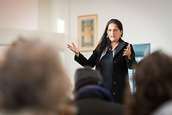 15 March 2019, Jerusalem: Rabbi Tamara Schagas. On 15 March, a group of Ecumenical accompaniers from the World Council of Churches were invited to share Shabbat dinner with the Kol HaNeshama congregation in Jerusalem. Kol HaNeshama is a reformed Jewish congregation of 350 families in Jerusalem, and one that works actively to be a focal point for Jewish pluralism and social action in the area.