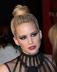 Jennifer Lawrence has a wardrobe malfunction at Red Sparrow NY Premiere Alice Tully Hall, NY. 26 Feb 2018 Pictured: Jennifer Lawrence. Photo credit: MEGA TheMegaAgency.com +1 888 505 6342