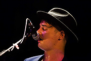Pete Doherty plays live at the Hackney Empire on 20th May 2016 in London, United Kingdom. (photo by Kristian Buus/In Pictures via Getty Images)