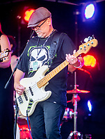 Julian Swales  (Kitchens of Distinction).  live at the Picnic at the Palace at  Blenheim Palace ,woodstock oxfordshire 15 aug 2020 Photo by Brian Jordan