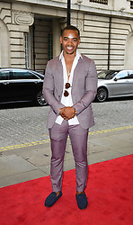 Joivan Wade during a screening of of Netflix's The Innocents at the Curzon Mayfair in London.
