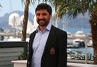 Actor Korkmaz Arslan at the My Sweet Pepper Land film photocall Cannes Film Festival on Wednesday 22nd May 2013