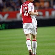 NLD/Amsterdam/20060928 - Voetbal, Uefa Cup voorronde 2006, Ajax - IK Start, Tom de Mul