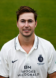 Middlesex's James Fuller  during the media day at Lord's Cricket Ground, London. PRESS ASSOCIATION Photo. Picture date: Wednesday April 11, 2018. See PA story CRICKET Middlesex. Photo credit should read: John Walton/PA Wire. RESTRICTIONS: Editorial use only. No commercial use without prior written consent of the ECB. Still image use only. No moving images to emulate broadcast. No removing or obscuring of sponsor logos.