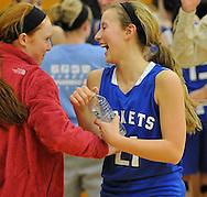 Bay at Avon girls varsity basketball on December 21, 2011 in Avon.