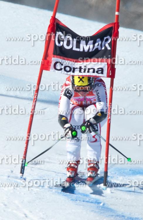 23.01.2011, Tofana, Cortina d Ampezzo, ITA, FIS World Cup Ski Alpin, Lady, Cortina, SuperG, im Bild Nicole Hosp (AUT, #23),