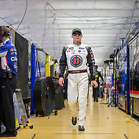 May 19, 2018 - Concord, North Carolina, USA: Kevin Harvick (4) gets ready for the final practice for the Monster Energy Open at Charlotte Motor Speedway in Concord, North Carolina.