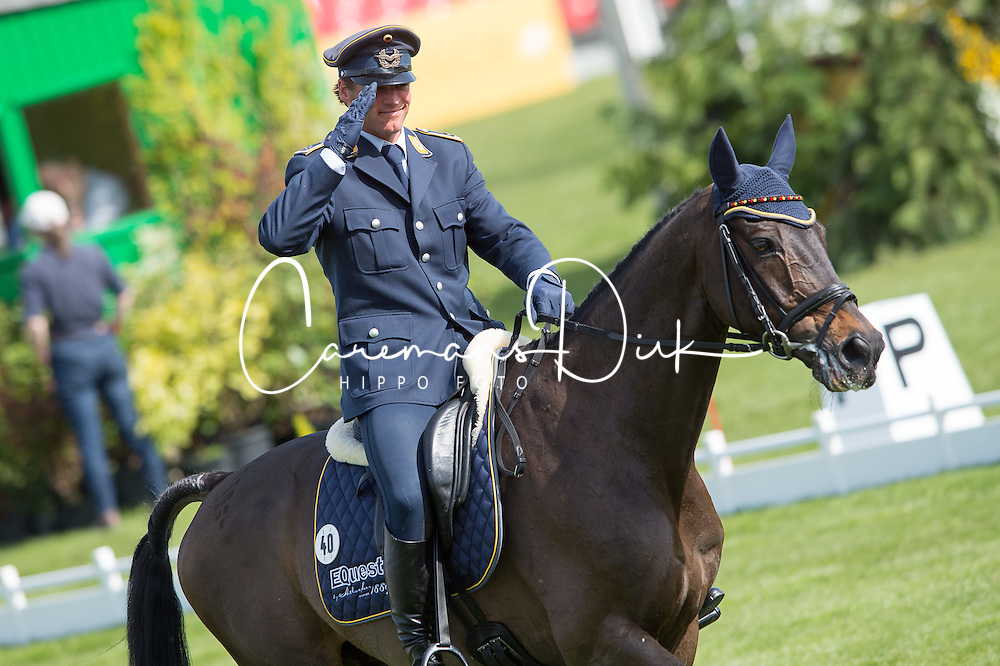 Ostholt Andreas, (GER), So Is Et<br /> CCI4* - Mitsubishi Motors Badminton Horse Trials 2016<br /> © Hippo Foto - Jon Stroud<br /> 06/05/16