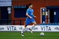 Ash Palmer. Stockport County 3-1 Guiseley AFC. Buildbase FA Trophy. 19.12.20
