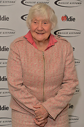 © Licensed to London News Pictures. 30/01/2018. London, UK. BARONESS SHIRLEY WILLIAMS attends The Oldie Of The Year Awards 2018 held at Simpsons In The Strand. Photo credit: Ray Tang/LNP