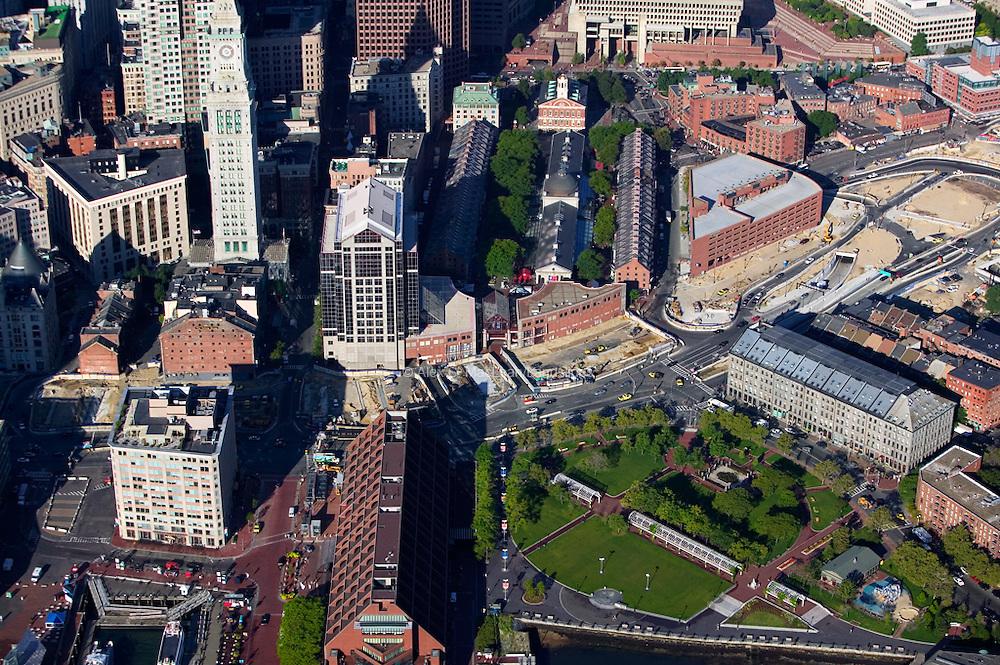 Boston - Faneuil Hall - City Hall