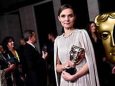 British Academy Film Awards 2020 - After Party - 2 Feb 2020
