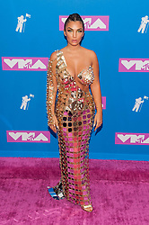 August 21, 2018 - New York City, New York, USA - 8/20/18.Elettra Lamborghini at the 2018 MTV Video Music Awards at Radio City Music Hall in New York City. (Credit Image: © Starmax/Newscom via ZUMA Press)