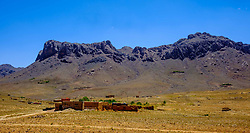 A remote mountain village near the Todra Valley in Morocco<br /> <br /> (c) Andrew Wilson | Edinburgh Elite media