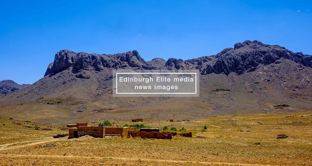 A remote mountain village near the Todra Valley in Morocco<br /> <br /> (c) Andrew Wilson | Edinburgh Elite media