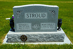 Hittle Grove Cemetery near Armington in Tazwell County.<br /> <br /> Donald L Stroud  APR 28 1930 - May 13, 2005<br /> Margaret L Stroud Feb 14, 1929 - Oct 28, 2011