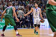 DESCRIZIONE : Eurolega Euroleague 2015/16 Group D Unicaja Malaga - Dinamo Banco di Sardegna Sassari<br /> GIOCATORE : Rok Stipcevic<br /> CATEGORIA : Palleggio Schema Mani<br /> SQUADRA : Dinamo Banco di Sardegna Sassari<br /> EVENTO : Eurolega Euroleague 2015/2016<br /> GARA : Unicaja Malaga - Dinamo Banco di Sardegna Sassari<br /> DATA : 06/11/2015<br /> SPORT : Pallacanestro <br /> AUTORE : Agenzia Ciamillo-Castoria/L.Canu