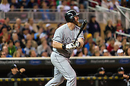 Adam Dunn #32 of the Chicago White Sox bats against the Minnesota Twins on May 13, 2013 at Target Field in Minneapolis, Minnesota.  The Twins defeated the White Sox 10 to 3.  Photo: Ben Krause