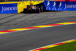 September 1, 2019, Spa-Francorchamps, Belgium: Motorsports: FIA Formula One World Championship 2019, Grand Prix of Belgium, ..#33 Max Verstappen (NLD, Aston Martin Red Bull Racing) (Credit Image: © Hoch Zwei via ZUMA Wire)