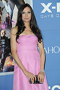 May 10, 2014 - New York, NY, USA -<br /> <br /> X-Men: Days Of Future Past World Premiere<br /> <br /> Famke Janssen attending the 'X-Men: Days Of Future Past' world premiere at Jacob Javits Center onMay 10, 2014 in New York City  ©Exclusivepix