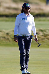 04.10.2012, Old Course, St. Andrews, SCO, European Golf Tour, Alfred Dunhill Links Championship, im Bild Martin Wiegele (AUT) // during the European Golf Tour, Alfred Dunhill Links Championship at the Old Course, St. Andrews, Scotland on 2012/10/04. EXPA Pictures © 2012, PhotoCredit: EXPA/ Mitchell Gunn