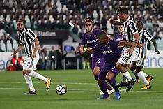 Juventus v ACF Fiorentina - 20 Sept 2017