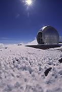 Observatory, Mauna Kea, Island of Hawaii, Hawaii, USA<br />