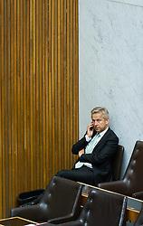 16.06.2016, Parlament, Wien, AUT, Parlament, Nationalratssitzung, Sitzung des Nationalrates mit Wahl der neuen Rechnungshofpräsidentin, im Bild ÖVP Klubobmann Reinhold Lopatka // Leader of the Parliamentary Group OeVP Reinhold Lopatka during meeting of the National Council of austria with election of the new president of the austrian court of audit at austrian parliament in Vienna, Austria on 2016/06/16, EXPA Pictures © 2016, PhotoCredit: EXPA/ Michael Gruber