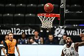 2021.01.10 | Basketball: Hamburg Towers - Merlins Crailsheim