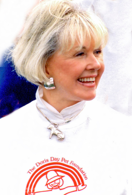 Doris Day at The Doris Day Pet Foudation fundraiser, Quail Lodge, Carmel Valley, California