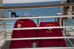 July 6, 2018 - Nice | Nice, France | France - Beach first aid station | Poste secours plage 06/07/2018 (Credit Image: © Roland Macri/Belga via ZUMA Press)