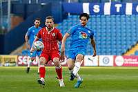 Ash Palmer. Stockport County FC 0-0 Bromley FC. Vanarama National League. Edgeley Park. 5.4.21