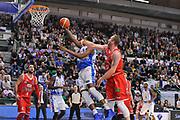 DESCRIZIONE : Campionato 2015/16 Serie A Beko Dinamo Banco di Sardegna Sassari - Grissin Bon Reggio Emilia<br /> GIOCATORE : Jarvis Varnado<br /> CATEGORIA : Tiro Penetrazione Sottomano<br /> SQUADRA : Dinamo Banco di Sardegna Sassari<br /> EVENTO : LegaBasket Serie A Beko 2015/2016<br /> GARA : Dinamo Banco di Sardegna Sassari - Grissin Bon Reggio Emilia<br /> DATA : 23/12/2015<br /> SPORT : Pallacanestro <br /> AUTORE : Agenzia Ciamillo-Castoria/C.Atzori