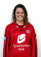 Fotball / Football La Manga - Spain 25.03.2007 <br /> Toppserien kvinner<br /> Portrett Portretter <br /> Arna-Bjørnar - Trine Lund