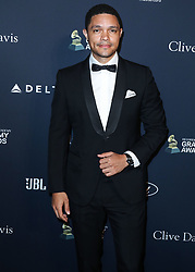 BEVERLY HILLS, LOS ANGELES, CALIFORNIA, USA - JANUARY 25: The Recording Academy And Clive Davis' 2020 Pre-GRAMMY Gala held at The Beverly Hilton Hotel on January 25, 2020 in Beverly Hills, Los Angeles, California, United States. 25 Jan 2020 Pictured: Trevor Noah. Photo credit: Xavier Collin/Image Press Agency/MEGA TheMegaAgency.com +1 888 505 6342