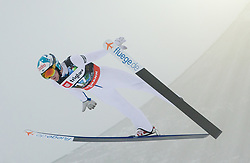 Andreas Alamommo (FIN) // Andreas Alamommo of Finland flying in the air during Trial Round at Day 1 of FIS Ski World Flying Championship Planica 2020, on December 10, 2020 in Planica, Kranjska Gora, Slovenia. Photo by Vid Ponikvar / Sportida