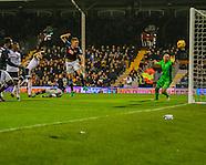 Fulham v Derby County 171216