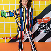 NLD/Amsterdam/20180325 - Nickelodeon Kid's Choice Awards 2018, Tara Hetharia
