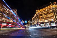 London at Night photo by Michael Palmer