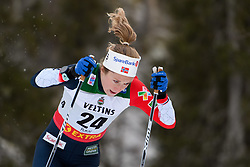 November 24, 2018 - Ruka, FINLAND - 181124 Anna Svendsen of Norway competes in the women's sprint classic technique prologue during the FIS Cross-Country World Cup premiere on November 24, 2018 in Ruka  (Credit Image: © Carl Sandin/Bildbyran via ZUMA Press)