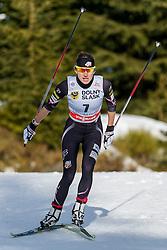18.01.2014, Nordic Arena, Szklarska Poreba, POL, FIS Weltcup Langlauf, Szklarska Poreba, Damen, 1,5 KM Sprint Frei, Qualification, im Bild SOPHIE CALDWELL // SOPHIE CALDWELL during the Qualification of Ladies 1.5 km Sprint Free oft the Szklarska Poreba FIS Cross Country world cup at the Nordic Arena in Szklarska Poreba, Poland on 2014/01/18. EXPA Pictures © 2014, PhotoCredit: EXPA/ Newspix/ Sebastian Borowski<br /> <br /> *****ATTENTION - for AUT, SLO, CRO, SRB, BIH, MAZ, TUR, SUI, SWE only*****