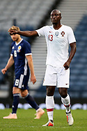 Portugal midfielder Danilo Pereira (13) (Porto)  during the Friendly international match between Scotland and Portugal at Hampden Park, Glasgow, United Kingdom on 14 October 2018.