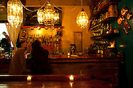 Ned Ludd, a restaurant in NE Portland, where nearly every dish is cooked in the restaurant's wood burning oven.