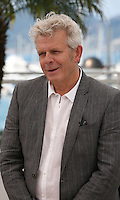 Director Alex Van Warmerdam at the Borgman film photocall at the Cannes Film Festival Sunday 19th May 2013